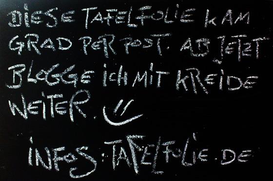 tafelfolie