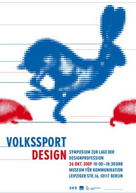 volksport-design-plakat