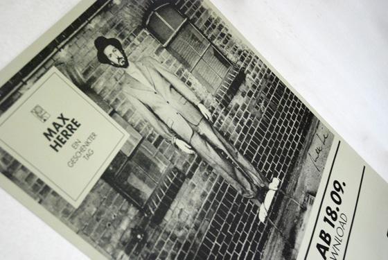 Plakat Max Herre