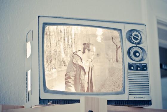 FREITAG - Fernseher Pappe