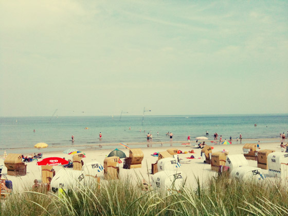 Strand Heimat