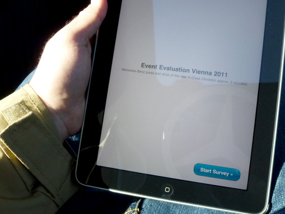 ipad - Evaluation